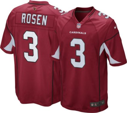 Nike Men s Home Game Jersey Arizona Cardinals Josh Rosen  3  c465c57f0