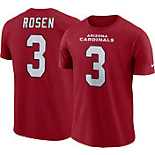 Josh Rosen #3 Nike Men's Arizona Cardinals Pride Red T-Shirt