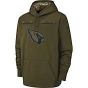 Nike Men's Salute to Service Arizona Cardinals Therma-FIT Performance Hoodie