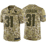 Nike Men's Salute to Service Arizona Cardinals David Johnson #31 Limited Jersey