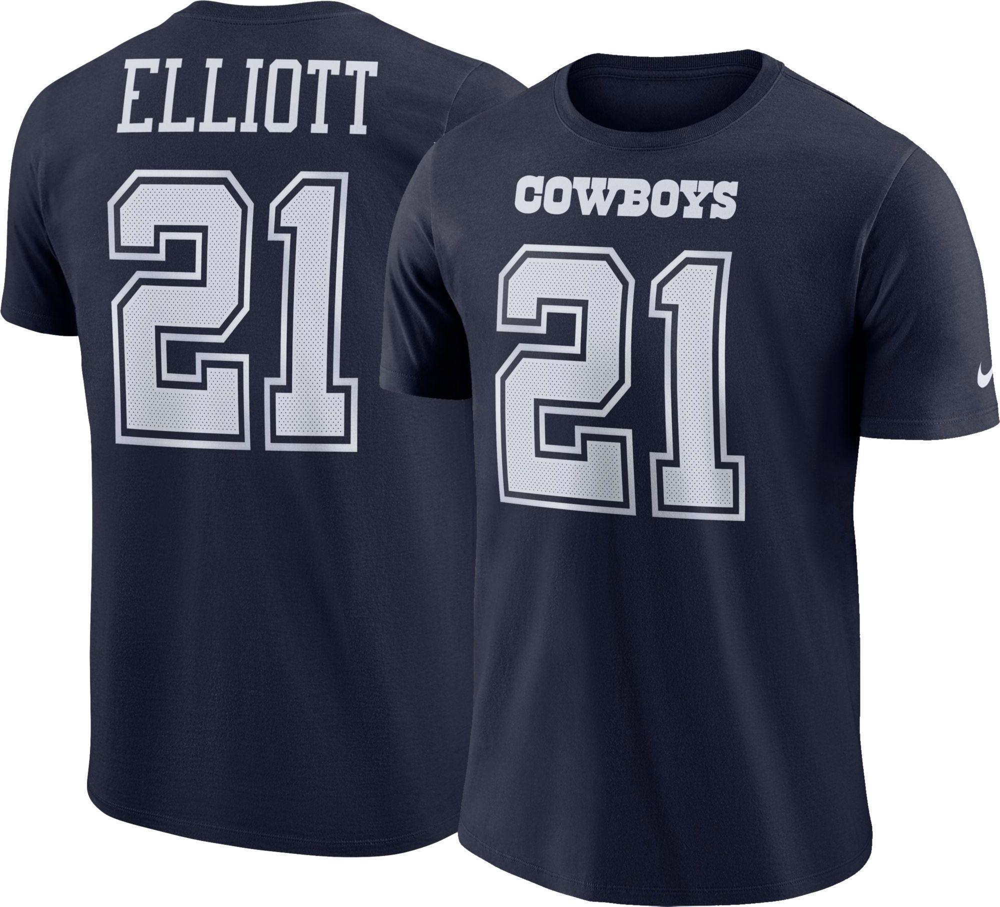 6d7c7e1cd ... limited gridiron jerseys official 6498e 7f7d5; clearance nike mens  dallas cowboys ezekiel elliott 21 pride navy t shirt fbe7a 8b6d9