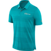 Nike Men's Miami Dolphins Sideline Early Season Aqua Polo