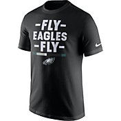 Nike Men's Philadelphia Eagles Local Verbiage Black T-Shirt