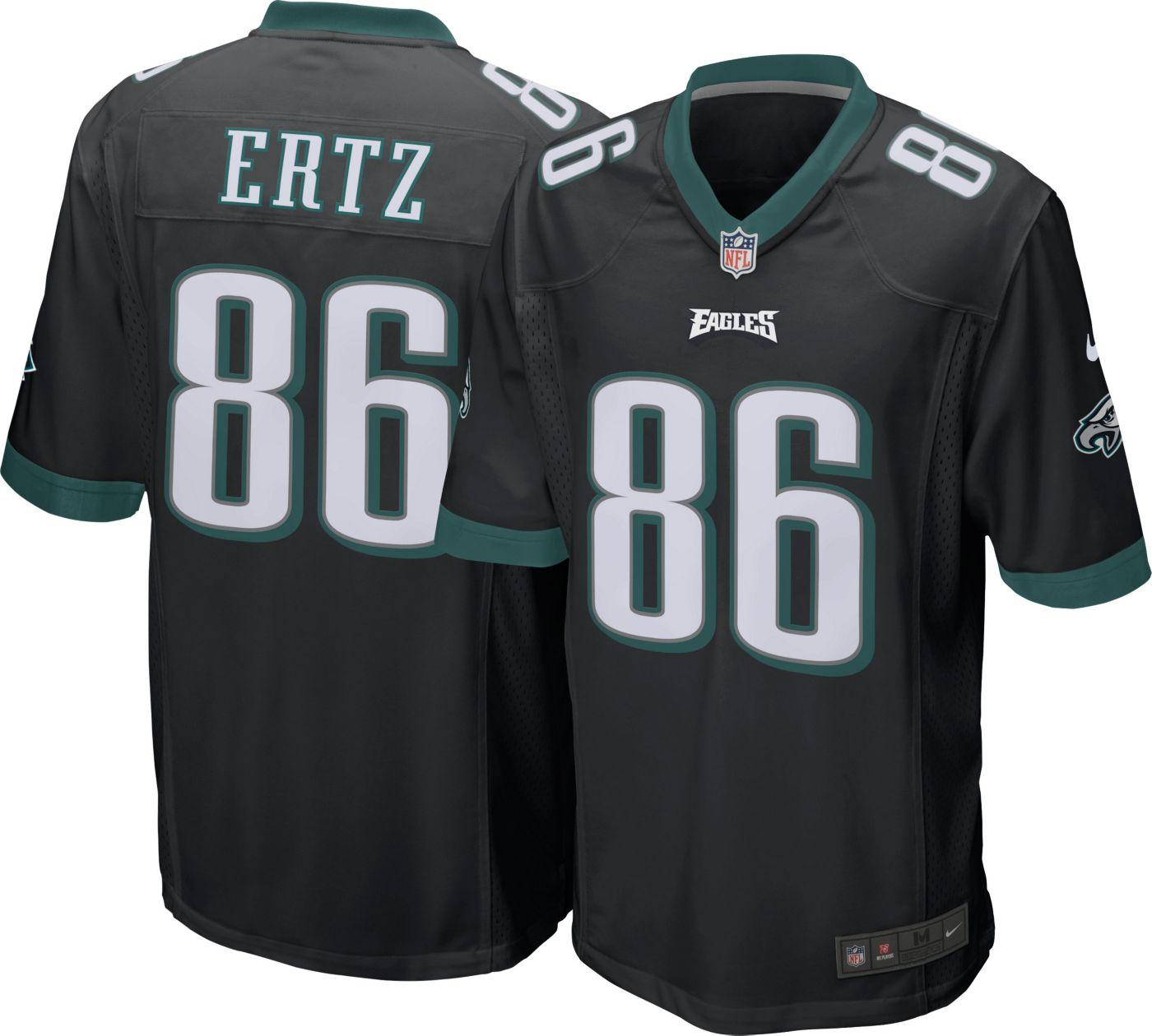 Nike Men's Alternate Game Jersey Philadelphia Eagles Zach Ertz #86