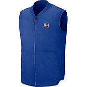 Nike Men's New York Giants Sideline Navy Vest