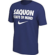 Nike Men's Saquon Barkley State of Mind Blue T-Shirt