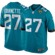 Nike Men's Alternate Game Jersey Jacksonville Jaguars Leonard Fournette #27