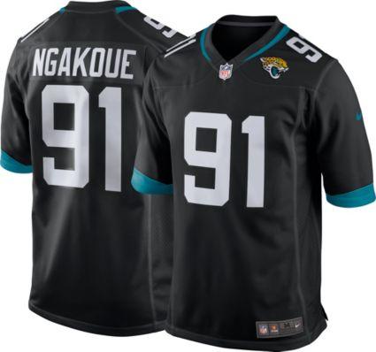 c0ec235c2 Nike Men s Home Game Jersey Jacksonville Jaguars Yannick Ngakoue  91 ...