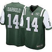 Sam Darnold #14 Nike Men's New York Jets Home Game Jersey