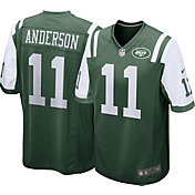 Nike Men's Home Game Jersey New York Jets Robby Anderson #11