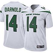 Nike Men's Away Game Jersey New York Jets Sam Darnold #14