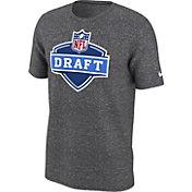 Nike Men's NFL Draft Marled Anthracite T-Shirt