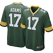 Nike Men's Home Game Jersey Green Bay Packers Davante Adams #17