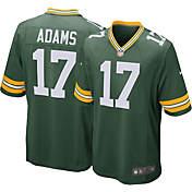 e7ec70a9e3a Nike Men's Green Bay Packers Davante Adams #17 Pride Logo Green T ...