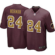 Nike Men's Alternate Game Jersey Washington Redskins Josh Norman #24