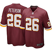 Nike Men's Home Game Jersey Washington Redskins Adrian Peterson #26
