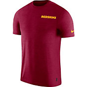 Nike Men's Washington Redskins Sideline Coach Performance Red T-Shirt
