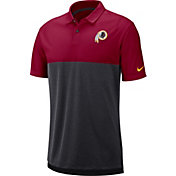 Nike Men's Washington Redskins Sideline Early Season Red Polo