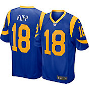 Nike Men's Alternate Game Jersey Los Angeles Rams Cooper Kupp #18