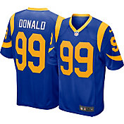 Nike Men's Alternate Game Jersey Los Angeles Rams Aaron Donald #99