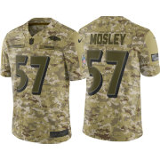 Nike Men's Salute to Service Baltimore Ravens C.J. Mosley #57 Camouflage Limited Jersey
