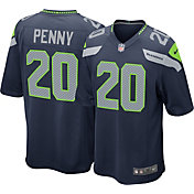 Rashaad Penny Nike Men's Seattle Seahawks Home Game Jersey