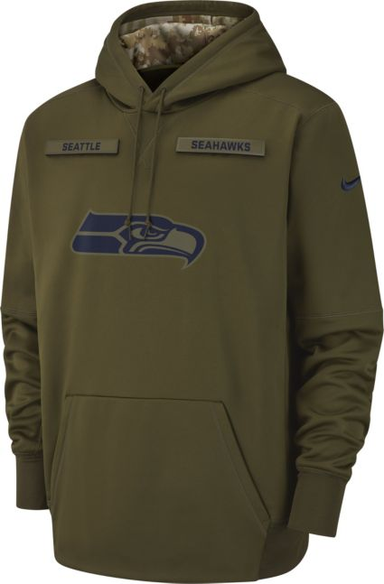 Nike Men s Salute to Service Seattle Seahawks Therma-FIT Performance ... 175cf2416