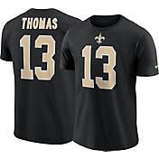 8d2899cb8 Nike Mens New Orleans Saints Michael Thomas  13 Pride Logo Blue T-Shirt