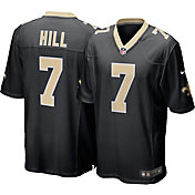 Nike Men's Home Game Jersey New Orleans Saints Taysom Hill #7