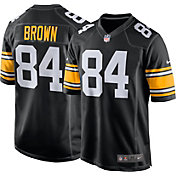 Nike Men's Alternate Game Jersey Pittsburgh Steelers Antonio Brown #84