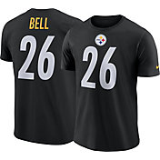 Nike Men's Pittsburgh Steelers Le'Veon Bell #26 Legend Black T-Shirt