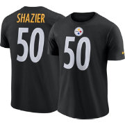 Nike Men's Pittsburgh Steelers Ryan Shazier #50 Legend Black T-Shirt