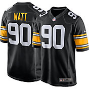 Nike Men's Alternate Game Jersey Pittsburgh Steelers T.J. Watt #90