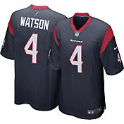 Nike Men's Home Game Jersey Houston Texans Deshaun Watson #4