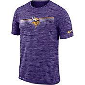 3884b5cfa09 Product Image · Nike Men's Minnesota Vikings Sideline Legend Velocity  Purple T-Shirt