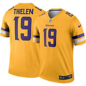 Nike Men's Alternate Legend Jersey Minnesota Vikings Adam Thielen #19