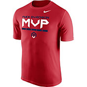 Nike Men's Washington Capitals Alex Ovechkin MVP Red Performance T-Shirt