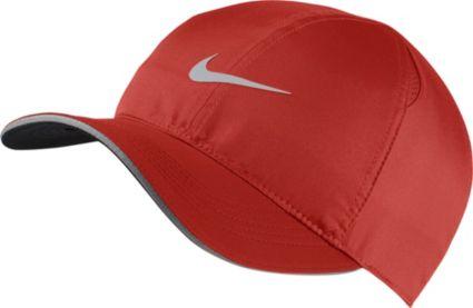 48a6681b9970e Nike Men s Dry Featherlight Running Cap