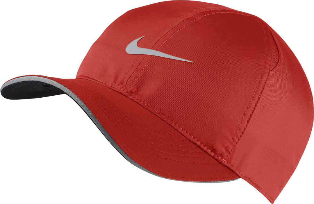 8ad693264 Nike Men's Dry Featherlight Running Cap