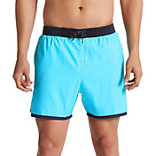 "Nike Men's Linen Blade 5"" Swim Trunks"