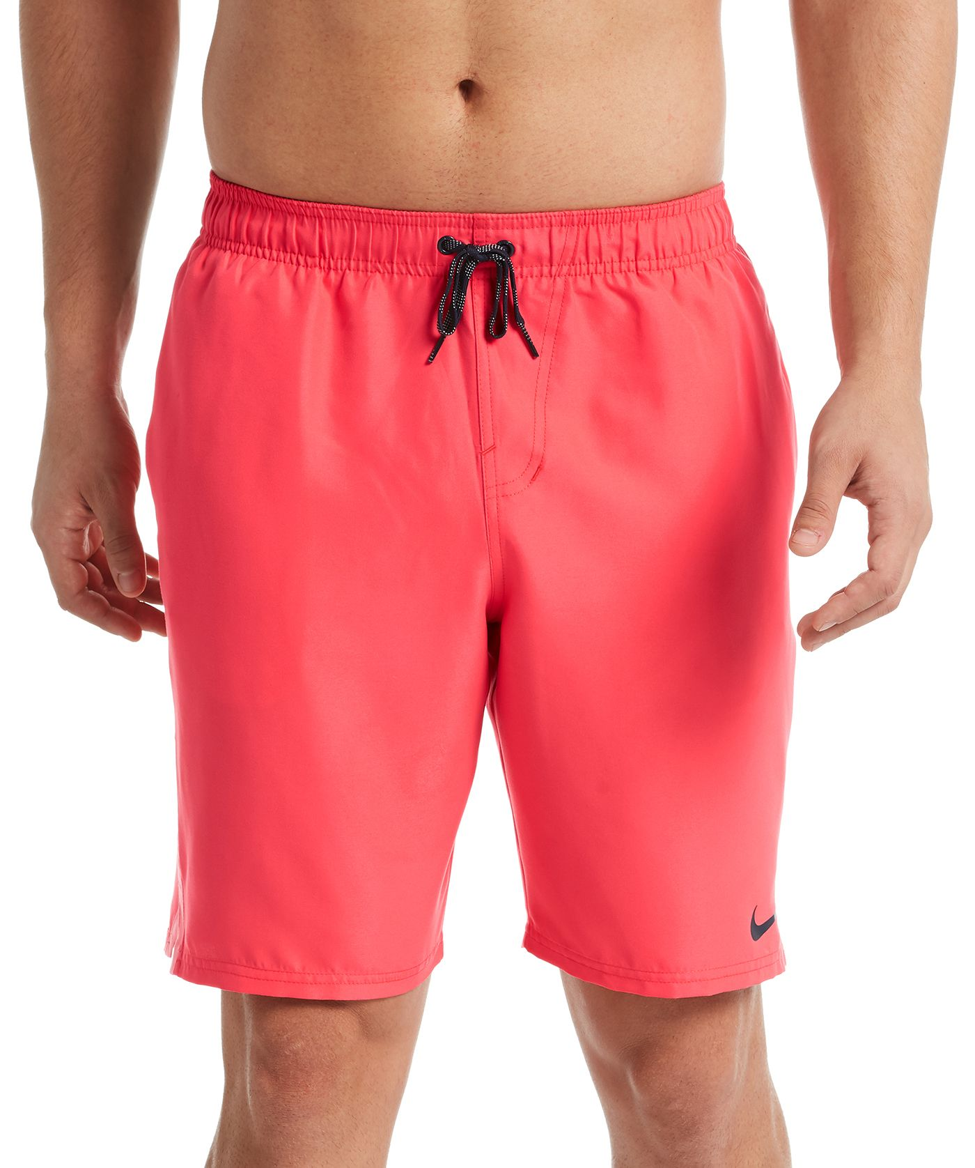 "Nike Men's Perforated Diverge 9"" Swim Trunks"