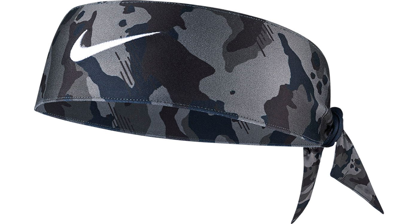 Nike Men's Printed Dri-FIT Head Tie