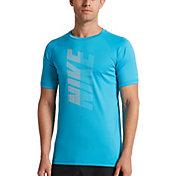 Nike Men's Rift Short Sleeve Rash Guard