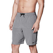 Nike Men's Heather Split Swim Trunks