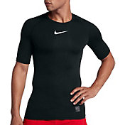 Nike Men's Pro Short Sleeve Compression Top