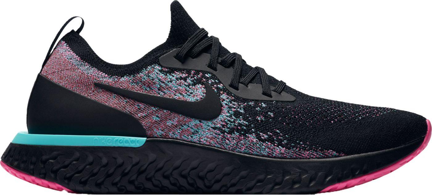 Nike Men's Epic React Flyknit Running Shoes