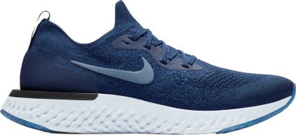 huge discount 7e44f 033d6 Nike Mens Epic React Flyknit Running Shoes