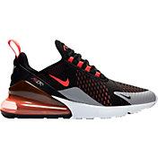 Nike Men's Air Max 270 Shoes in Black/Crimson