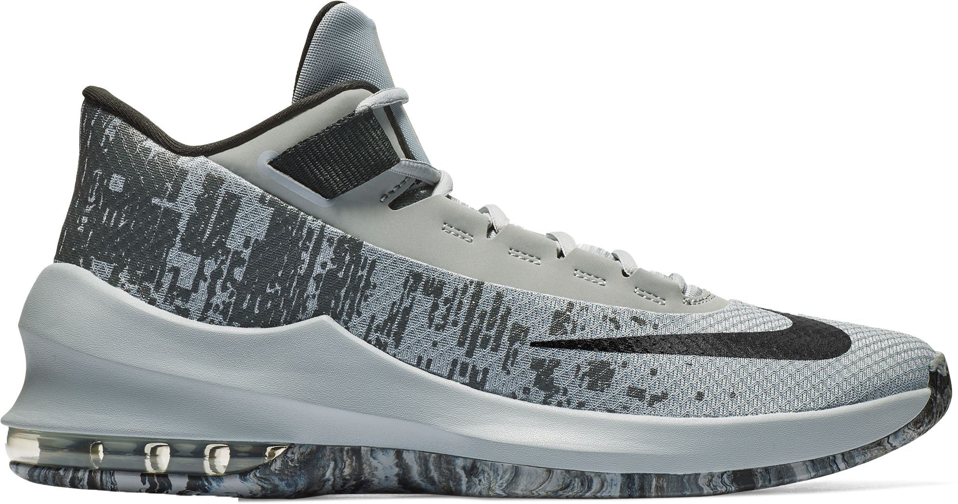 41afaf0670 Nike Air Max Infuriate 2 Mid Basketball Shoes | DICK'S Sporting ...