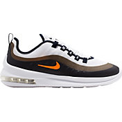 Nike Men's Air Max Axis Shoes in White/Orange